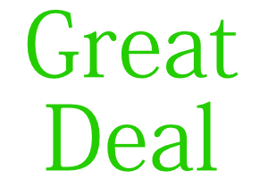 Great Deal Savings: Get Free shipping with coupon code OFF on Your Next Order