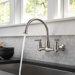10 Best Wall Mount Kitchen Faucets - Reviews & Guide