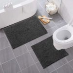 14 Best Bathroom Rugs and Mats Reviewed / Buyers Guide