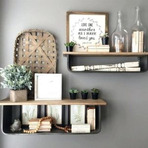 shelf decoration ideas