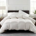 What is the best material for a comforter