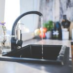 How to fix loose kitchen faucet spout