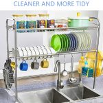 Where to store dish drying rack