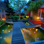 Floating pool lights Color Options